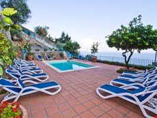 Photo 2 of Luxury Amalfi Coast Villa Rental with Spectacular Views and Pool