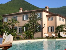 Photo 1 of Luxury Tuscany Villa Near Lucca and Walking Distance to a Small Village