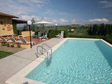 Photo 2 of Villa Rental Chianti Tuscany Near Florence