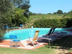 Photo 2 of Reviews of Restored Farmhouse Surrounded by Vineyards and Olive Groves, Centrally Located in Tuscany