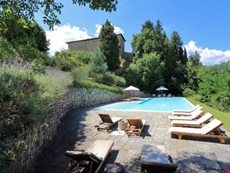 Photo 2 of Reviews of Tuscany Apartment in a Castle Hamlet Close to Florence