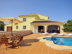 Photo 1 of  Spanish Villa Rental on the Costa Blanca