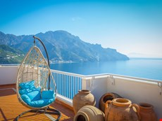 Photo 2 of Luxury Villa on the Amalfi Coast with Pool and Sea Views