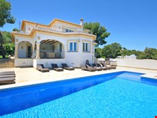 Photo 2 of Costa Blanca Villa in Spain Near a Beach