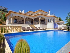 Photo of Spanish Villa in Javea with Private Pool