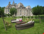Photo of Historic Luxury Chateau in Normandy Near WWII Sites