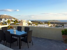 Photo 2 of Reviews of Modern Santorini Villa with Rooftop Terrace and Beautiful Views