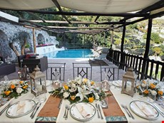 Photo 1 of Reviews of Elegant Large Amalfi Coast Villa Rental with Pool and Sea Views