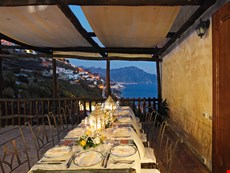 Photo of Elegant Large Amalfi Coast Villa Rental with Pool and Sea Views