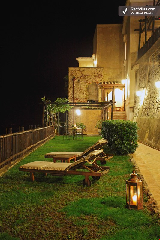 Photos Of Elegant Large Amalfi Coast Villa Rental With