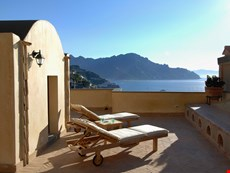 Photo 2 of Elegant Large Amalfi Coast Villa Rental with Pool and Sea Views