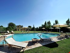 Photo 2 of Tuscan Apartment with Shared Pool and Breathtaking Views of Cortona