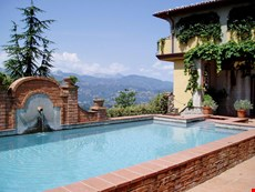 Photo of Restored 18th century Tuscan farmhouse near Barga within walking distance to medieval town of Coreglia Antelminelli.