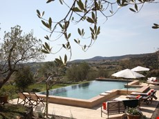 Photo 2 of Rustic Tuscan Villa Surrounded by Olive Groves and Vineyards