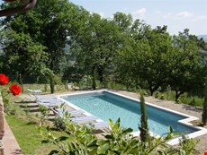 Photo 2 of Reviews of Beautiful Estate for Rent with Two Pools Near Certaldo