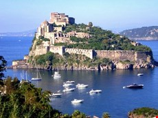 Photo of Rent an Apartment in a Castle on an Island Close to Ischia