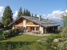 Photo 1 of Vacation House in the Valais