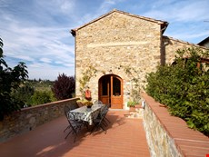 Photo 1 of Apartment Rental in Chianti Tuscany