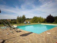 Photo 2 of Apartment Rental in Chianti Tuscany