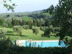 Photo 2 of Charming Apartment in Chianti Overlooking the Countryside