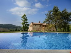 Photo 2 of Cozy Tuscan Villa near Montepulciano