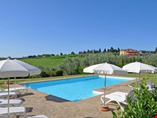 Photo 2 of Apartment Rental in Tuscany, Tavarnelle in val di Pesa