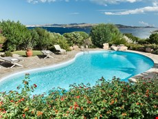 Photo 1 of Delightful Villa in Sardinia with Furnished Terrace and Pool