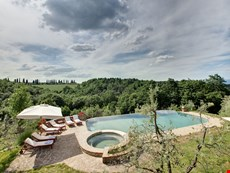Photo 2 of Reviews of Luxury Farmhouse in the Chianti Wine Region
