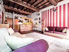 Photo 2 of Reviews of Family Apartment Rental near Campo dei Fiori Rome