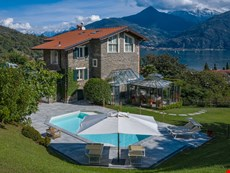 Photo of Lake Como Villa within Walking Distance to Village