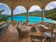 Photo 1 of Stunning St. John Villa with Breathtaking Views