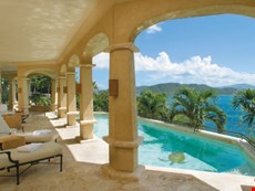 Photo 1 of Lovely St. John Villa Near Peter Bay