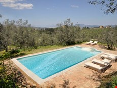 Photo 2 of Large Villa in Chianti Hills Close to Florence