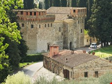 Photo 2 of Reviews of Beautiful Large Villa Near Florence Next to Famous Winery