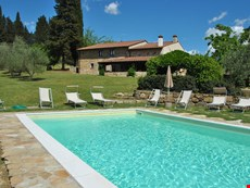 Photo 1 of Reviews of Beautiful Large Villa Near Florence Next to Famous Winery