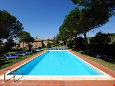 Photo 1 of Apartment in Umbria on Large Estate with Two Pools