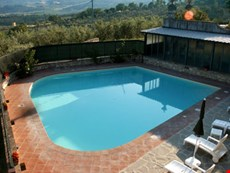 Photo 2 of Reviews of Large Villa Rental in Tuscany Near Florence with Pool