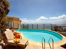 Photo 1 of Sicily Villa with Pool for Two Groups in Taormina