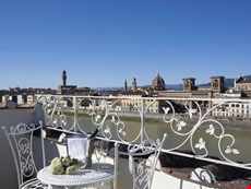 Photo 1 of Charming Apartment in a Florence Palazzo on the Arno