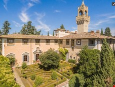 Photo 1 of Castle Rental in Tuscany, Montespertoli (Chianti Area)