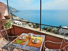 Photo 2 of Reviews of Vacation House in Positano with Great Views