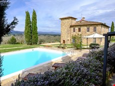 Photo 1 of Beautiful Large 18th Century Villa in Tuscany with Private Pool Near Town