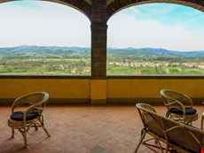 Photo 2 of Beautiful Large 18th Century Villa in Tuscany with Private Pool Near Town