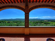 Photo 2 of Reviews of Beautiful Large 18th Century Villa in Tuscany with Private Pool Near Town