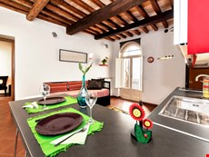 Photo 2 of Apartment with Terrace for a Couple in Rome