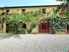 Photo 1 of Farmhouse on a Wine Estate Near Lucca for a Group of Friends or Large Family