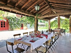 Photo of Farmhouse on a Wine Estate Near Lucca for a Group of Friends or Large Family