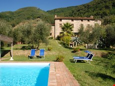 Photo 1 of Reviews of Self-Catering Accommodation for Family near Lucca
