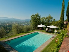 Photo 1 of Reviews of Lucca Farmhouse for Family with Views