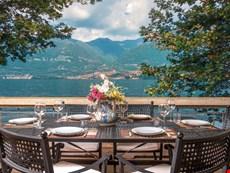 Photo of Villa on Lake Como with Pebble Beach